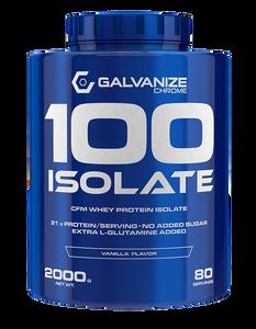 Bilde av Galvanize 100 Isolate Vanilla 2kg