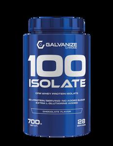 Bilde av Galvanize 100 Isolate Chocolate 700 gram