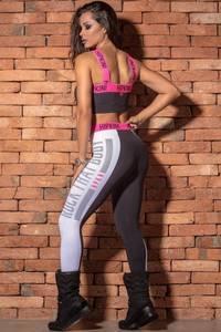 Bilde av Hipkini Alliance Tights - Black/pink M