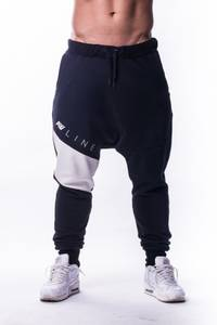 Bilde av NEBBIA Mens Drop Crotch Pant
